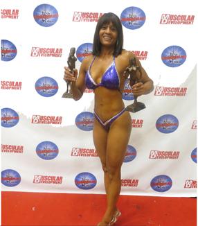 NPC Figure Girl, 2012