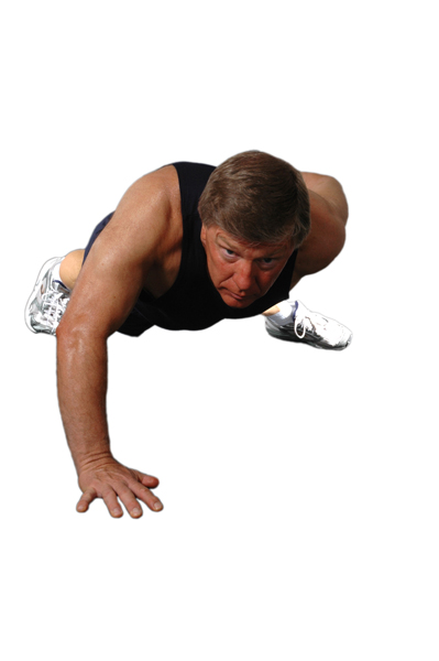 One Arm Pushups!