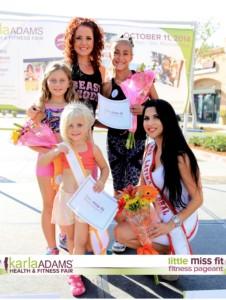 Little Miss Riverside winner